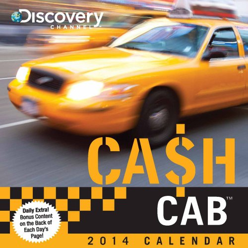 Cash Cab 2014 Day-to-Day Calendar: Trivia Questions from the Discovery Channel's Hit Game Show