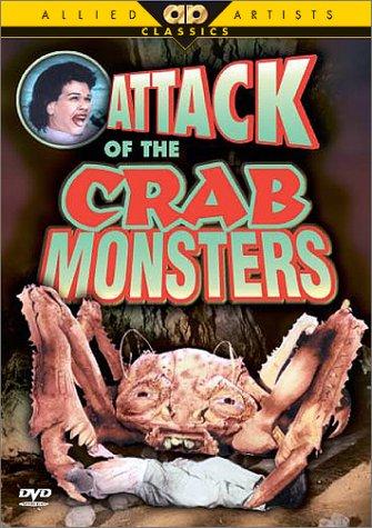 Атака крабов-монстров