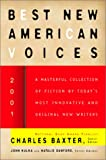 Best New American Voices 2001 (0156010658) by John Kulka