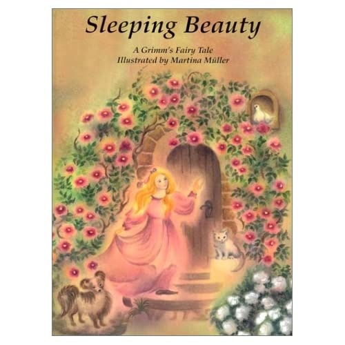 Sleeping Beauty: A Grimm's Fairy Tale, Muller, Martina (illustrator)