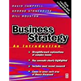 Business Strategy: An Introductionby David Campbell