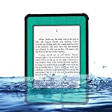 (Surprised) Professional Waterproof Design Case for Kindle Paperwhite 6 - Waterproof Dirtproof Snowproof Shockproof Hard Armor Defender Case Box Hard Tablet Shell for Amazon Kindle Paperwhite 6(does Not Fit Kindle or Kindle Touch) (10 Grass Blue)
