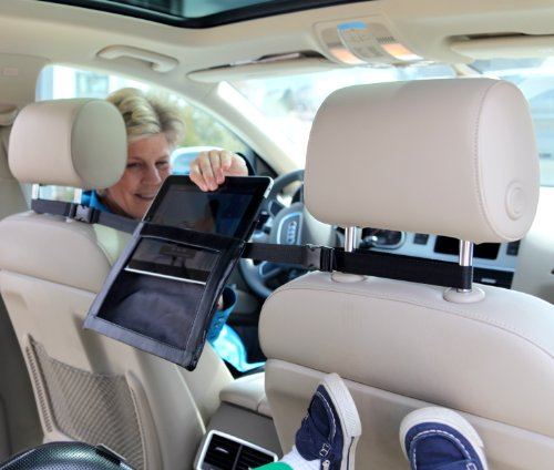Ipad Car Seat Holder