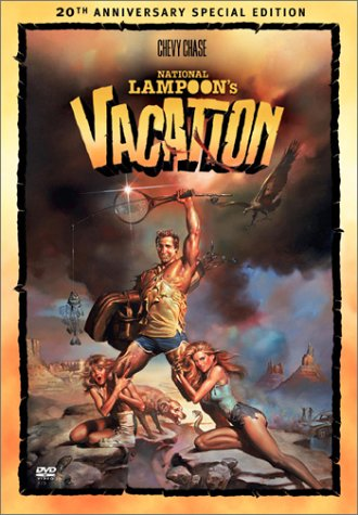 Cover art for  National Lampoon's Vacation (20th Anniversary Special Edition)