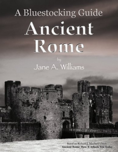 Bluestocking guide ancient rome for Ancient roman cuisine history