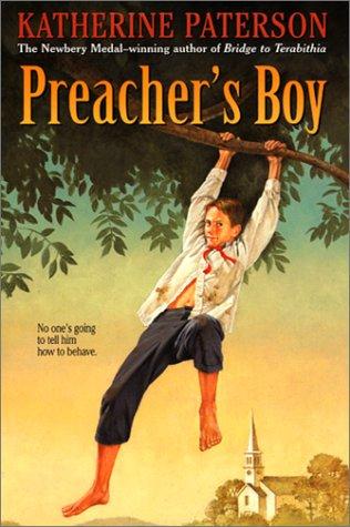 Preacher's Boy, KATHERINE PATERSON