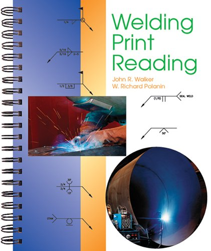 Welding Print Reading - Goodheart-Willcox Co - 1590706420 - ISBN:1590706420