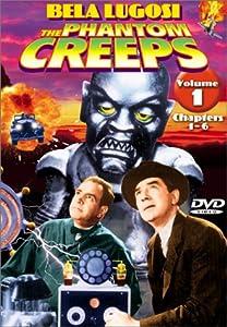 The Phantom Creeps, Vol. 1