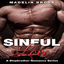 Sinful Love (       UNABRIDGED) by Madelin Brook Narrated by Claire Wellington