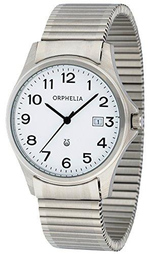 Orphelia-Bracciale unisex orologio analogico Quarzo Acciaio Inossidabile OR53770818