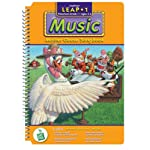 """LeapPad: Leap 1 Music – """"Mother Goose Songbook"""" Interactive Book and Cartridge"""