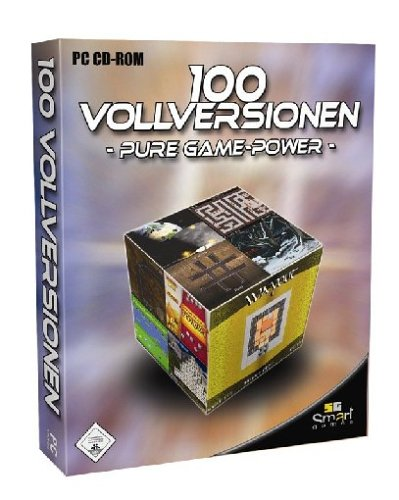 100 Vollversionen - Pure Game Power