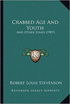 essays on youth and age Generally, youth is like the first cogitations, not so wise as the second for there is  a youth in thoughts, as well as in ages and yet the invention of young men is.