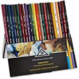 Prismacolor Verithin Colored Pencils,  Set of 24 Assorted Colors  (2427)