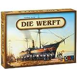 """Czech Games Edition CGE00013 Die Werftvon """"Heidelberger Spieleverlag"""""""