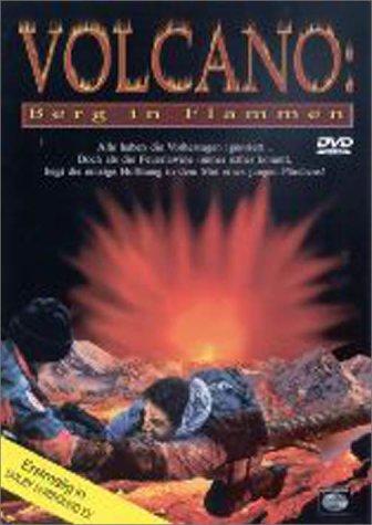 Volcano - Berg in Flammen