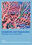 img - for Complexity and Organization: Readings and Conversations book / textbook / text book