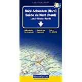 Carte routi�re : Su�de Nord (Nord)par Cartes K�mmerly + Frey