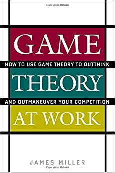 Game theory game theory books