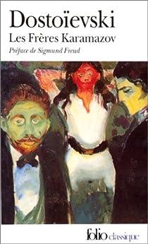 Les Frères Karamazov par Fiodor Dostoïevski