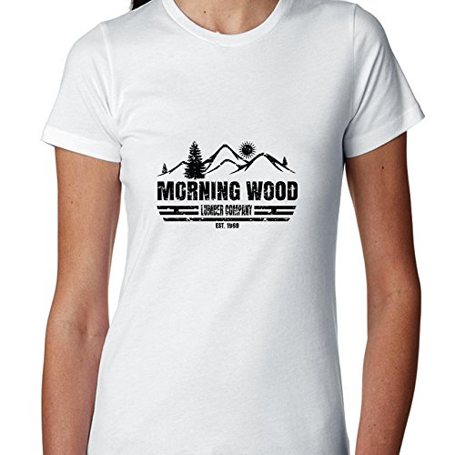 morning-wood-lumber-company-est-1969-womens-cotton-t-shirt