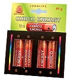 Schokoladen-Batterien CHOCO ENERGY 4er Pack, 40 g
