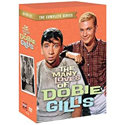 The Many Loves Of Dobie Gillis: The Complete Series