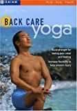 Back Care Yoga