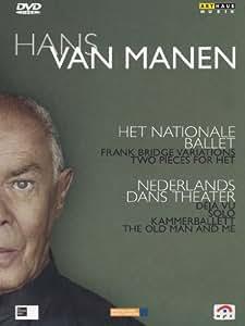 Hans van Manen: Nederlands Dans Theater, HET Nationale Ballet [DVD Video] [Import]