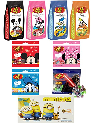 Disney Jelly Belly Family Fun Jelly Beans Package (Donald Duck Jelly Belly compare prices)