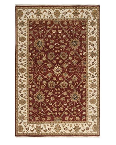 Surya Cambridge Traditional Floral Hand-Knotted Rug