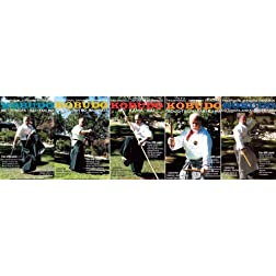 Kobudo Series 5 DVD Box Set