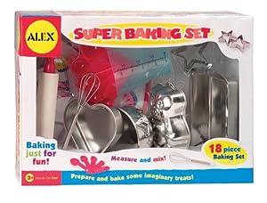 ALEX® Toys - Pretend & Play Super Baking Set 601N by Alex Toys
