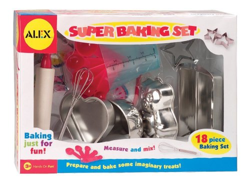 ALEX Toys Super Baking Set (Kids Cooking Stickers compare prices)