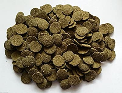 RePackaged Spirulina Algae Wafers Catfish Pleco Plec Fish Food 100g