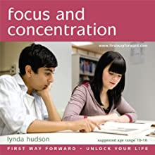 Focus and Concentration: 10-16 Year-olds Speech by Lynda Hudson