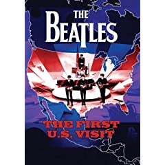 The Beatles - The First U.S. Visit by John Lennon, Paul McCartney, George Harrison, Ringo Starr and Cynthia Lennon