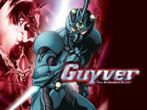 Guyver: The Bioboosted Armor Season 1