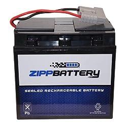 RBC7 UPS Complete Replacement Battery Kit for SUA1500 SUA1500X93 SUA750XL