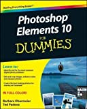 img - for Photoshop Elements 10 For Dummies (For Dummies (Computers)) by Obermeier, Barbara, Padova, Ted (2011) book / textbook / text book