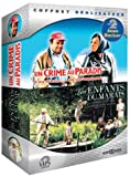 echange, troc Coffret Jean Becker 2 VHS : Un crime au paradis / Les Enfants du marais