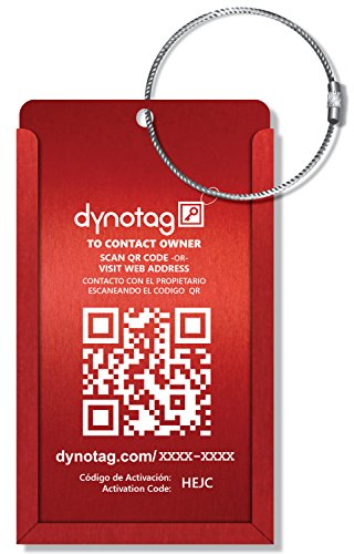 dynotag-web-gps-enabled-qr-smart-aluminum-convertible-luggage-tag-w-steel-loop-ruby-red