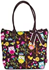 Quilted Tote Bags Designer Print Collection Large 16-inch