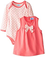 BON BEBE Baby-Girls Infant Hearts and…