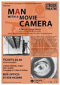 Man with a Movie CameraMan with a Movie CameraMan with a Movie Camera Movie Poster (11 x 17 Inches - 28cm x 44cm) (1929) UK Style A -(Stefano Accorsi)(Vittoria Puccini)(Pierfrancesco Favino)(Claudio Santamaria)(Giorgio Pasotti)(Marco Cocci)