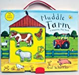 Muddle Farm: A Magnetic Play Book (0764160389) by Scheffler, Axel