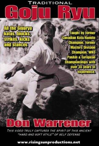 Traditinal Goju Ryu Karate -D