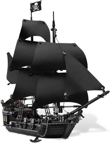 เลโก้เรือแบล็คเพิร์ล