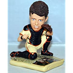 Buster Posey 2014 San Francisco Giants Newspaper Bobble Head by Forever Collectibles