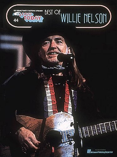 Best of Willie Nelson: E-Z Play Today Volume 44 (Willie Nelson Sheet Music compare prices)